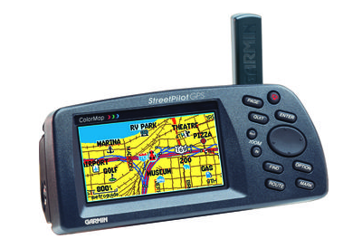 Dash mounted GPS